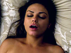 Mila Kunis nude having hot sex with a guy
